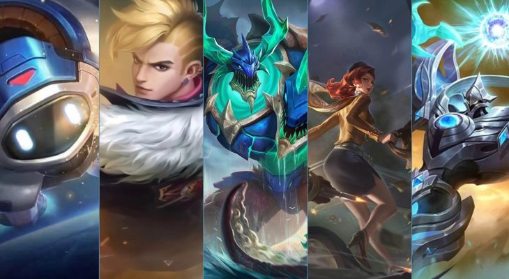 3 Hero Offlane Kuat Di Mobile Legend Bang Bang